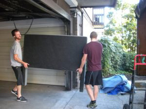 Furniture Removalists in Garden Island